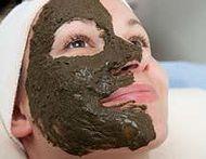 beautybehandeling met algen