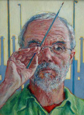 zelfportret Andre Gouw
